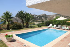 Swimming pool Villa Las Dalias